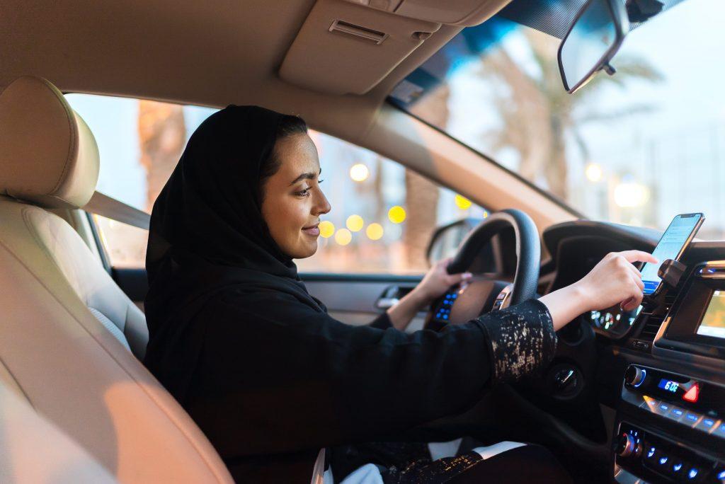 سائقات أوبر السعودية
