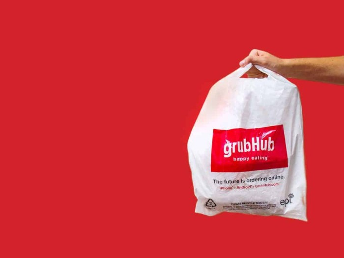 شركة grubhub