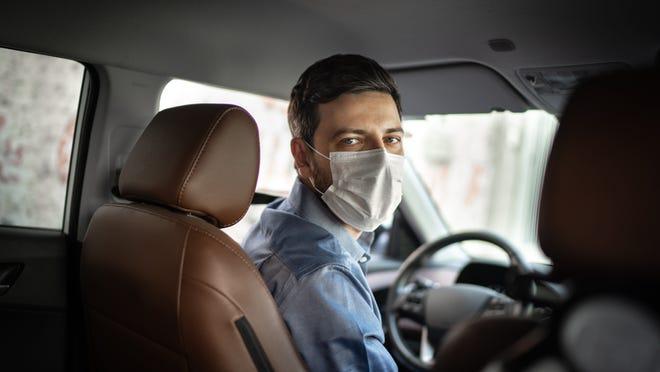 توجيهات السلامة لسائق أوبر