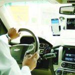 صرف مخصصات دعم السعوديين العاملين في نشاط توجيه المركبات