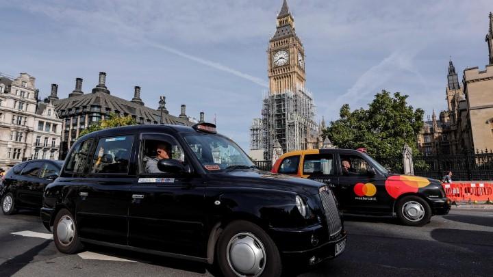 أوبر في لندن