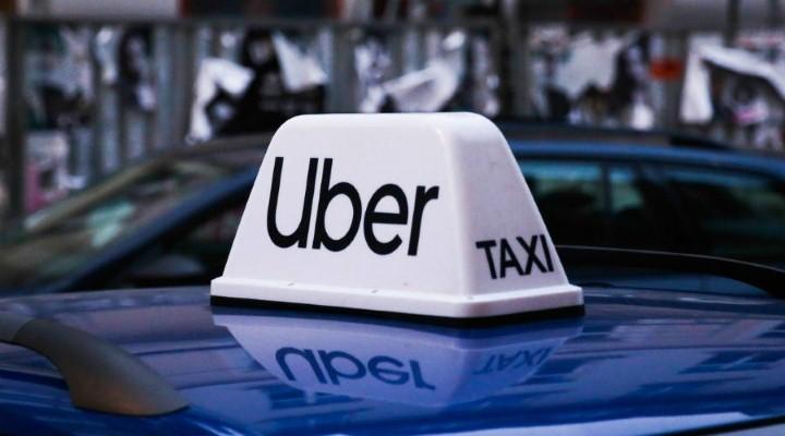 تاكسي أوبر