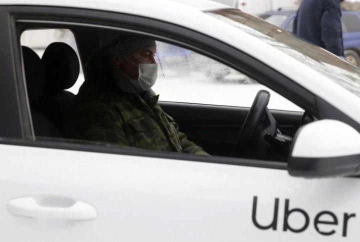 سائق أوبر