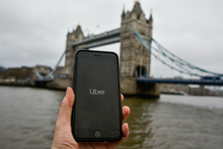 Uber's License To Operate In London Expires