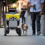 أوبر تطلق خدمة Robotics للتوصيل عبر الروبوتات