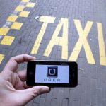 غرامات ومصادرة سيارات سائقي أوبر في بروكسل
