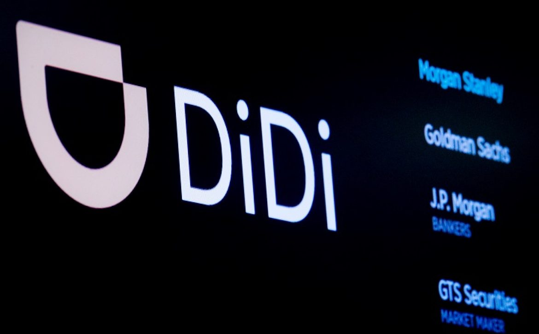 FILE PHOTO: China's Didi Global Inc. debuts on New York Stock Exchange